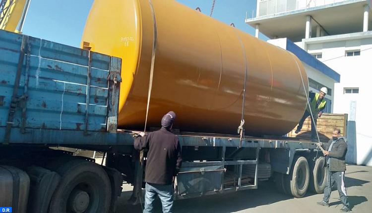 تجهيز ميناء آسفي بمحطة جديدة لتزويد مراكب الصيد بالوقود