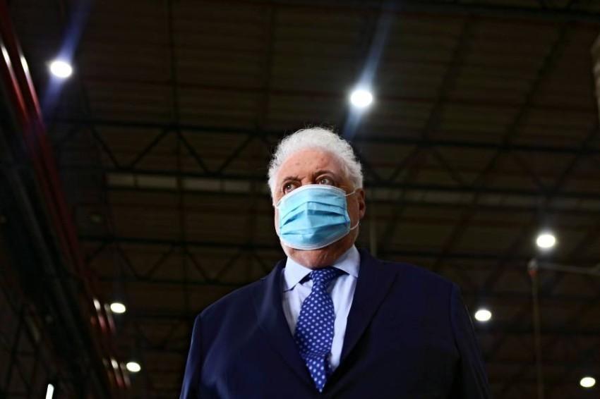 وزير الصحة الأرجنتيني يقدم استقالته بسبب تلقي أصدقائه اللقاح قبل بدء الحملة