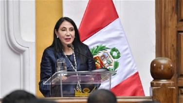 """استقالة وزيرة خارجية البيرو على خلفية تلقيح مسؤولين ضد """"كورونا"""" قبل السكان"""