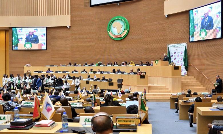 قمة الاتحاد الإفريقي تقرر التنفيذ الفعلي للاستراتيجية القارية المشتركة لمكافحة كوفيد-19