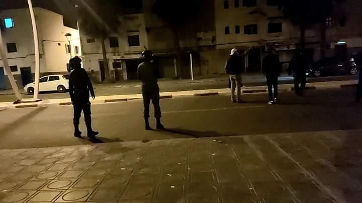 اعتقال شبان خرقوا حالة الطوارئ بالصويرة
