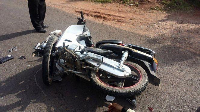 حادثة سير بالطريق الرابط بين مراكش و تامنصورت اسفرت على اصابات خطيرة