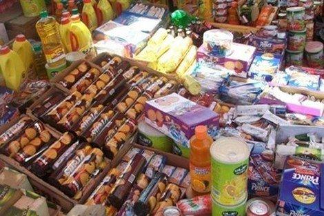 حجز وإتلاف 372 كلغ من المواد الغذائية غير الصالحة للاستهلاك بالداخلة