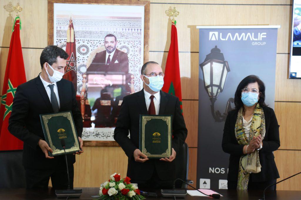جامعة القاضي عياض بمراكش توقع 8 اتفاقيات شراكة لتقوية كفاءات الطلبة +صور