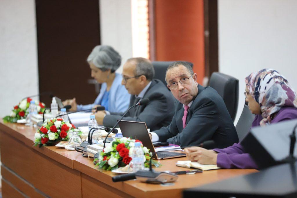 انعقاد الاجتماع الثاني لمجلس جامعة القاضي عياض بمراكش + صور