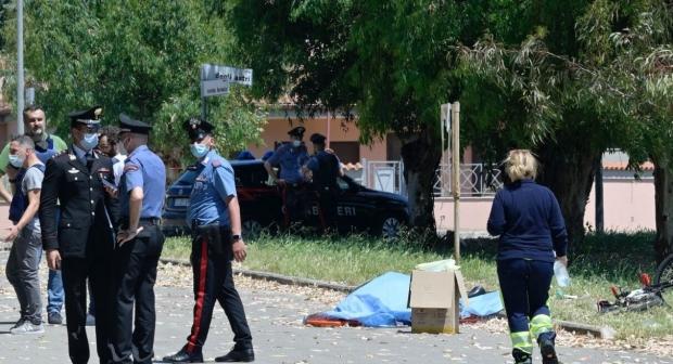 مجهول يطلق الرصاص من بندقيته ويستبب في وفاة 3 ضحايا ببلدة أرديا بروما الايطالية