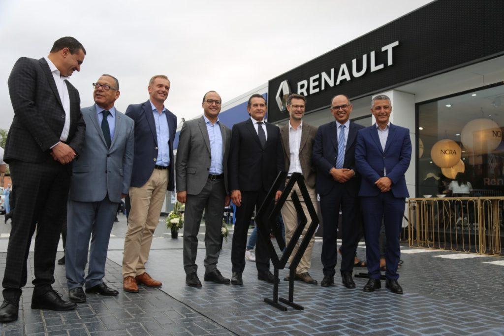 شركة رونو مراكش تقدم سيارة رونو إكسبريس الجديدة – صور