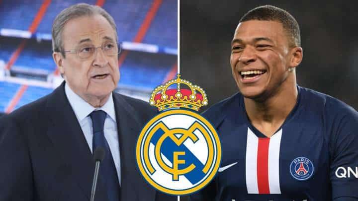150 مليون يورو تقرب مبابي من ريال مدريد هذا الصيف