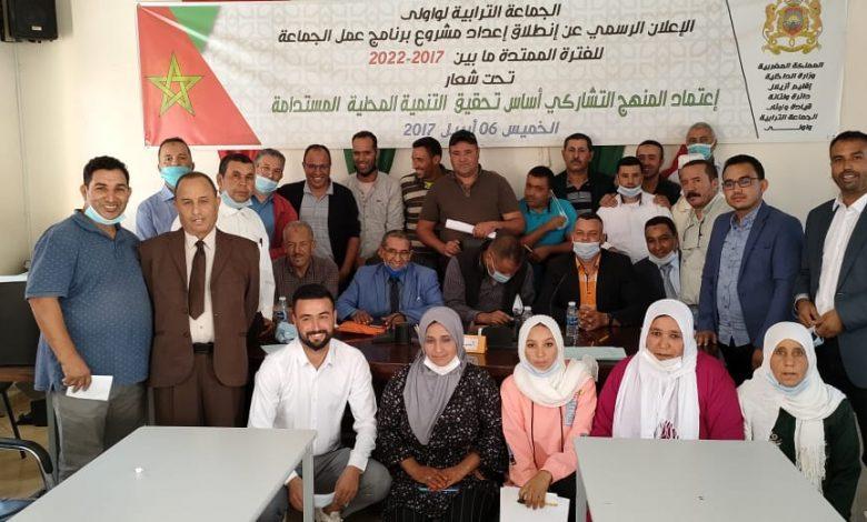 محمد أيت سلام رئيس جماعة واولى بأزيلال يشكر الساكنة التي وضعت تقثها في قدرته على تغيير حال المنطقة +فيديو