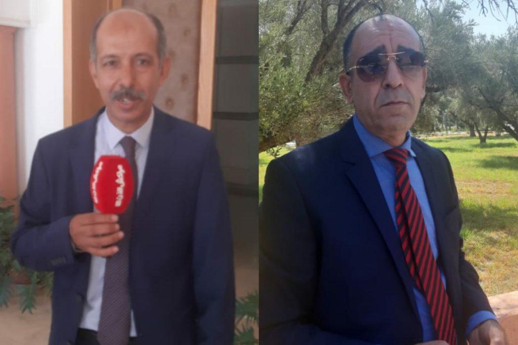 بالفيديو: هذا ما قاله الحمري رئيس المجلس الإقليمي لقلعة السراغنة والشاوي من الفريق المعارض عن انتخاب المكتب الجديد