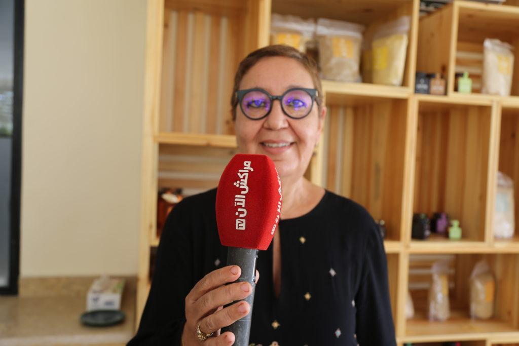 زكية المريني: زيارة السفير البريطاني لجمعية النخيل فرصة لتحديد خريطة التعاون بالسنوات الخمس المقبلة +فيديو