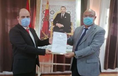 عبد الرحيم ناجح يكلف بتدبير المديرية الإقليمية لشيشاوة