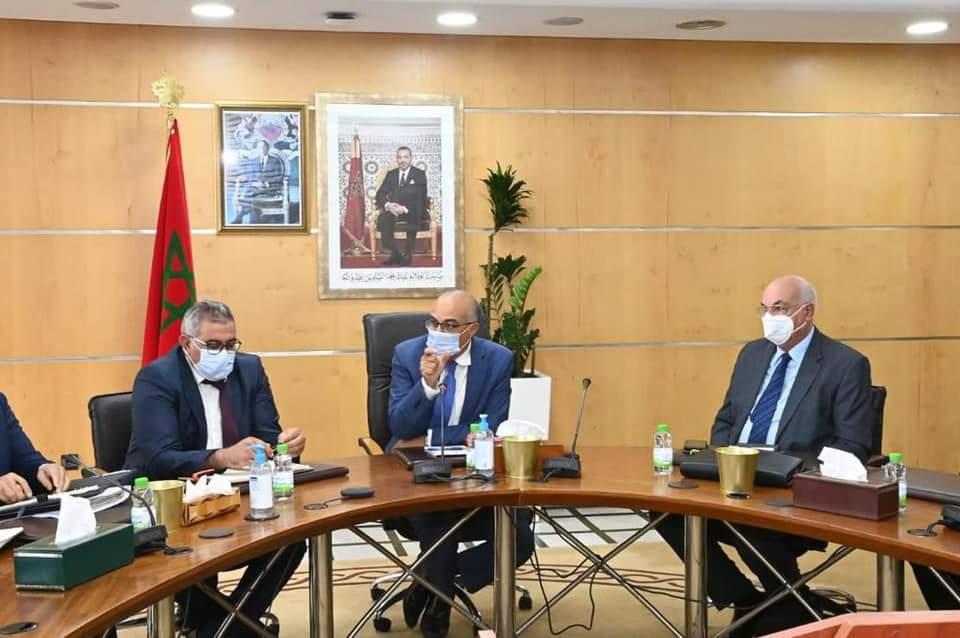 الوزير ميراوي يعقد اجتماعا مع أعضاء المكتب الوطني للنقابة الوطنية للتعليم العالي