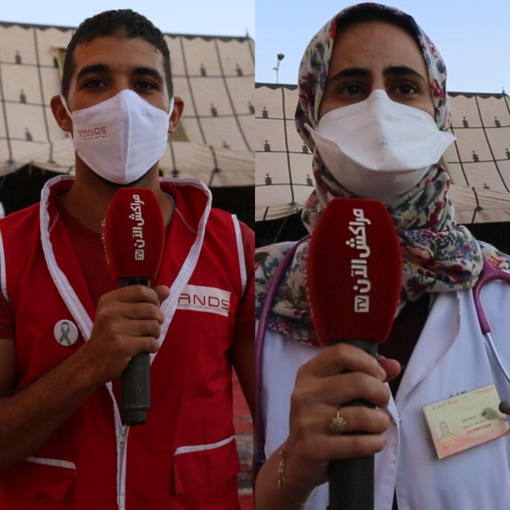 محمد مغاطيط رئيس جمعية النخيل لواهبي الدم بمراكش: لم نعد نتكلم عن مخزون للدم بل فقط نحاول توفير الحاجيات اليومية من الدم +فيديو